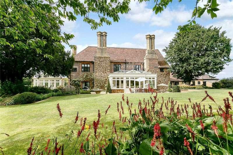 6 Bedrooms Detached House for sale in Cainhoe, Gravenhurst, Bedfordshire, MK45