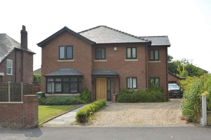 4 Bedrooms Detached House for sale in Wythenshawe Road, Sale, Cheshire