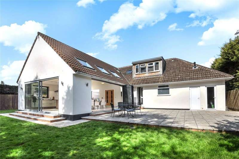 4 Bedrooms House for sale in Sixty Acres Close, Failand, Bristol, BS8