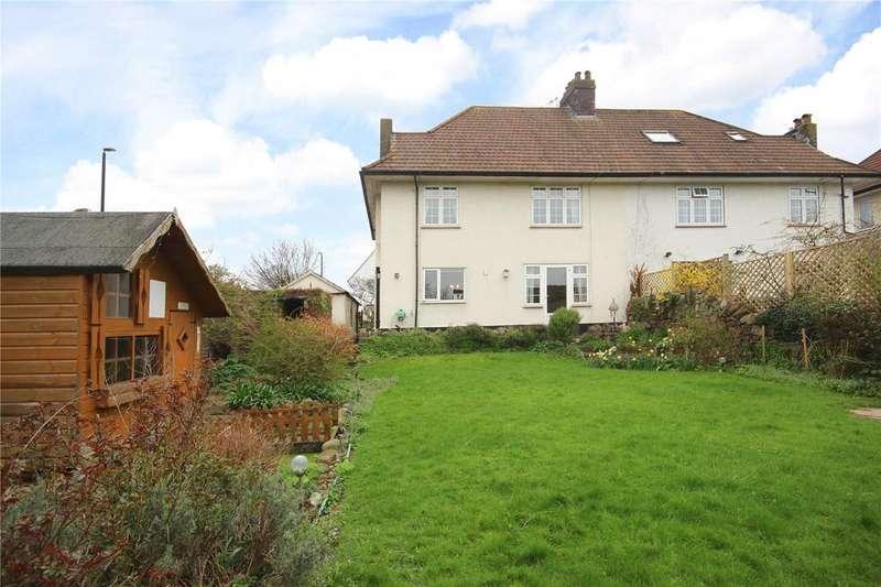 4 Bedrooms Semi Detached House for rent in Antrim Road, Henleaze, Bristol, BS9
