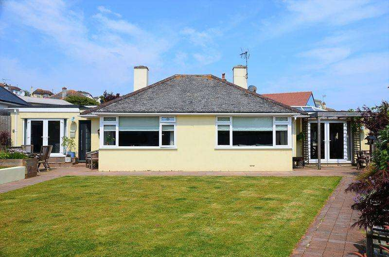 4 Bedrooms Bungalow for sale in NORTH ROCKS ROAD BROADSANDS PAIGNTON