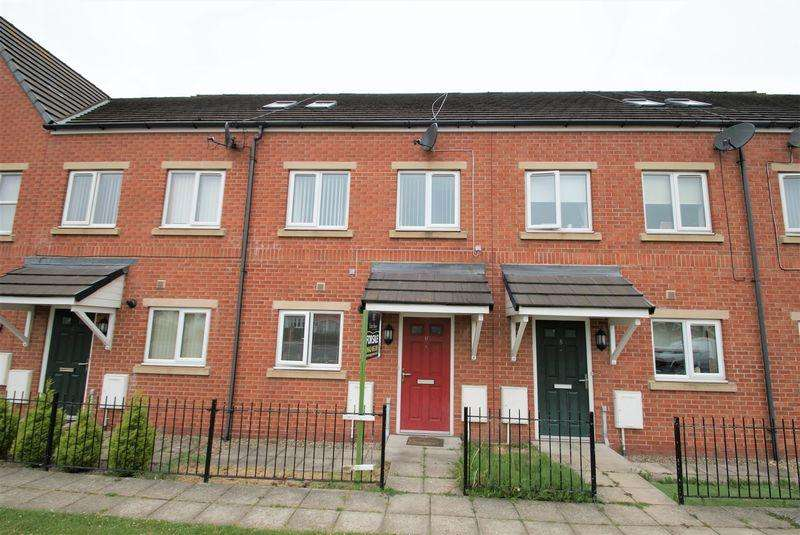 3 Bedrooms Terraced House for sale in Kel Dennis Close, Middlesbrough
