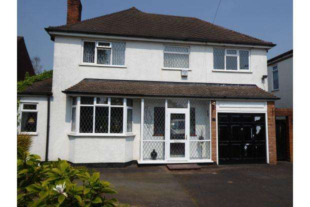 4 Bedrooms House for sale in HALL LANE, PELSALL