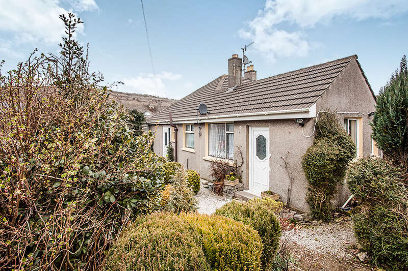 2 Bedrooms Semi Detached Bungalow for sale in Westbourne Road, Warton, Carnforth, LA5