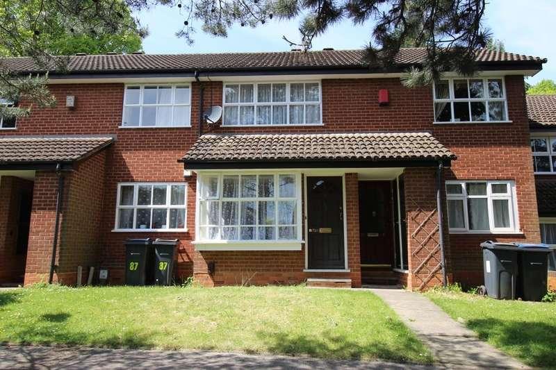 2 Bedrooms Flat for sale in Odell Place, Edgbaston, Birmingham, B5