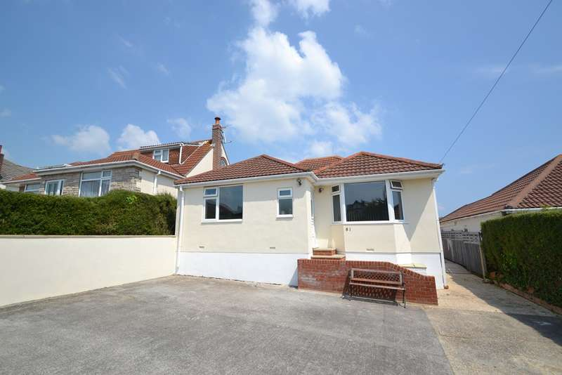 4 Bedrooms Bungalow for sale in Weymouth