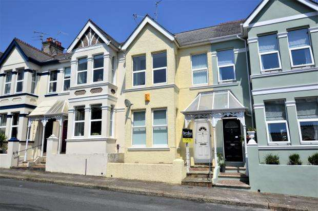 3 Bedrooms Terraced House for sale in Meredith Road, Plymouth, Devon