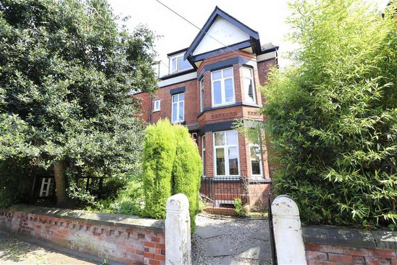 2 Bedrooms Apartment Flat for sale in 47 Zetland Road, Chorlton, Manchester, M21
