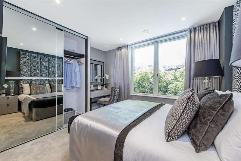 2 Bedrooms Flat for sale in Peter Court (Building 6), Caledonian Road, Islington