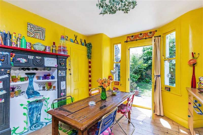 1 Bedroom Flat for sale in Sudbourne Road, Brixton, London, SW2
