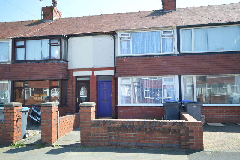 2 Bedrooms Terraced House for sale in Willowbank Avenue, South Shore