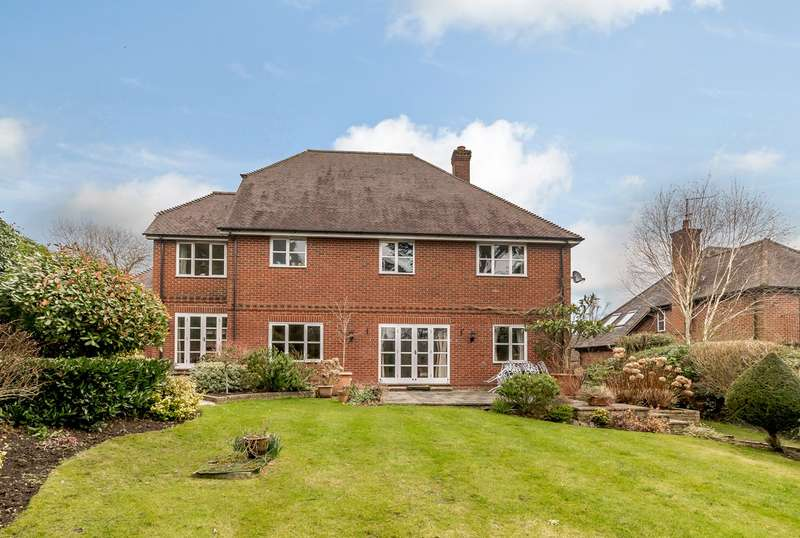 5 Bedrooms Detached House for sale in School Lane, Chalfont St Giles, HP8