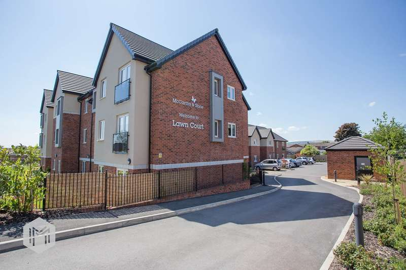 2 Bedrooms Apartment Flat for sale in Lawn Court, Harwood, Bolton, BL2
