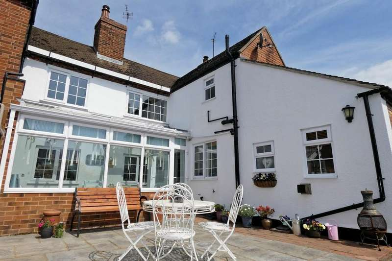 3 Bedrooms Cottage House for sale in Chapel Street, Smisby