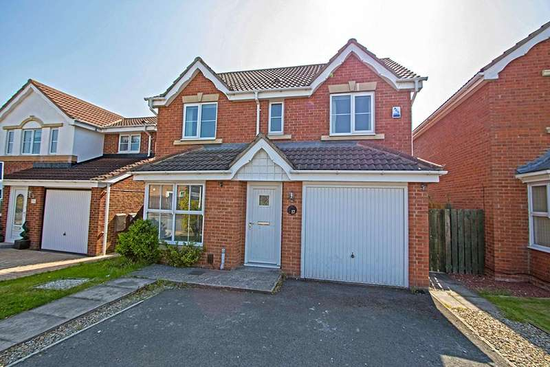 4 Bedrooms Detached House for sale in Lambfield Way, Ingleby Barwick TS17