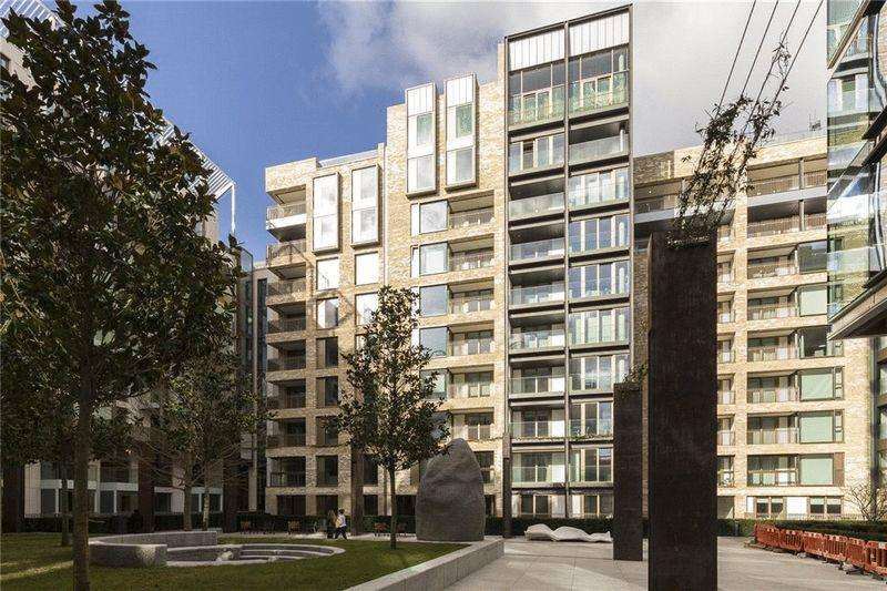 1 Bedroom Apartment Flat for sale in 6 Pearson Square , London