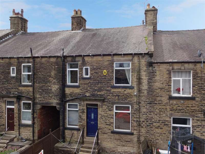 2 Bedrooms Terraced House for rent in South View, Yeadon, Leeds