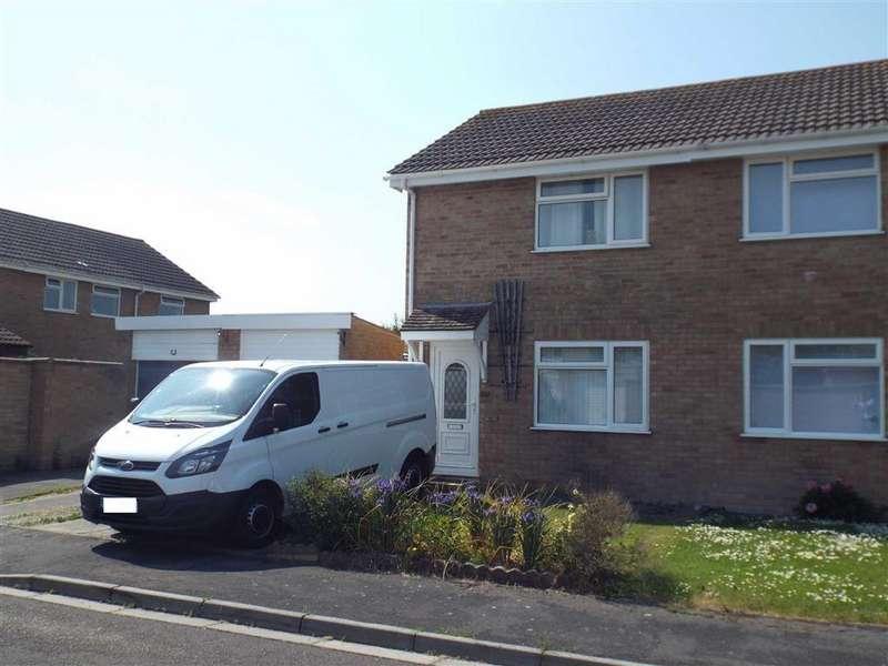 2 Bedrooms Semi Detached House for rent in Jasmine Close, Highbridge
