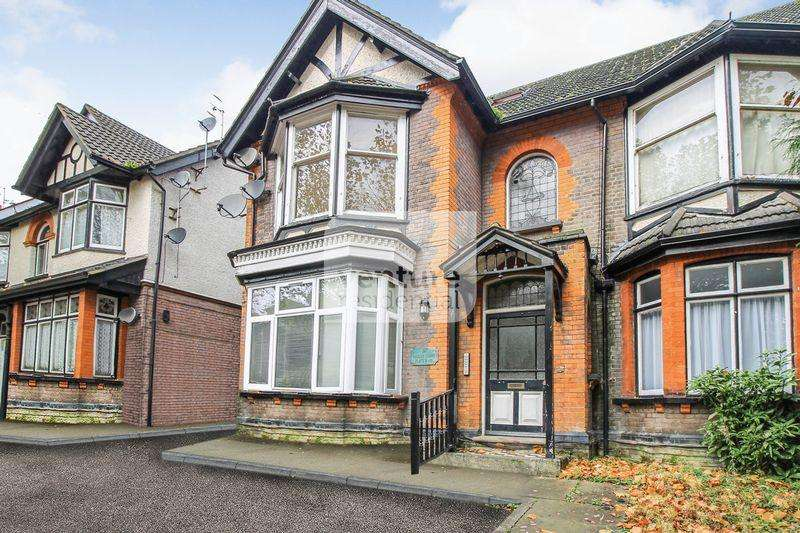 Studio Flat for sale in Studley Road, Luton