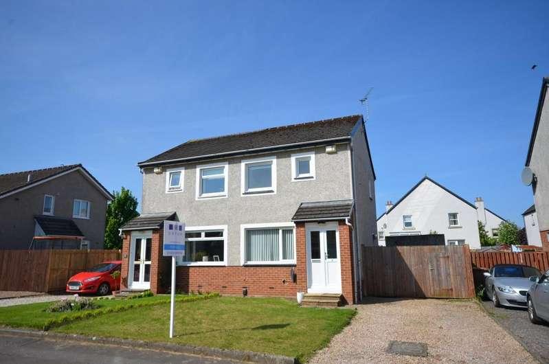 2 Bedrooms Semi-detached Villa House for sale in 9 Greenan Way, Doonfoot, KA7 4EJ