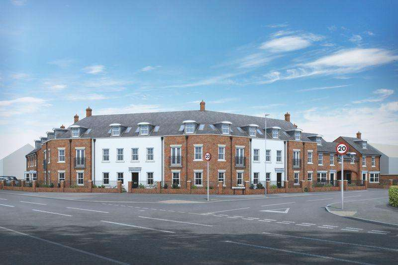 1 Bedroom Apartment Flat for sale in Icknield Way, Luton