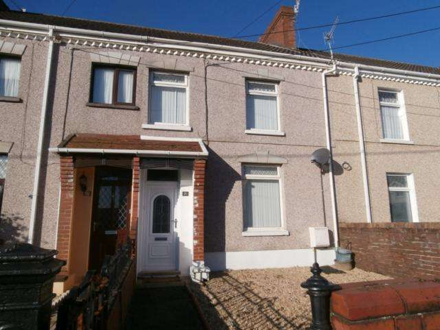 3 Bedrooms Terraced House for rent in 21 Pemberton Avenue Burry Port Carmarthenshire