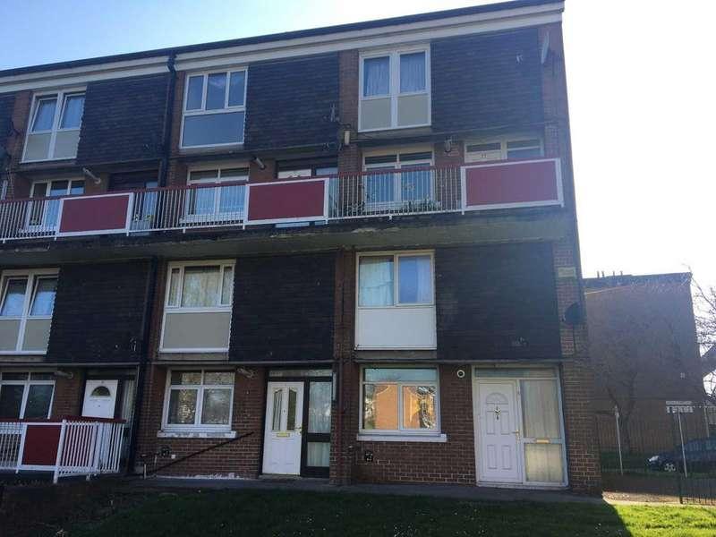 2 Bedrooms Maisonette Flat for sale in Whinacre Close Batemoor, Sheffield, S8 8EL