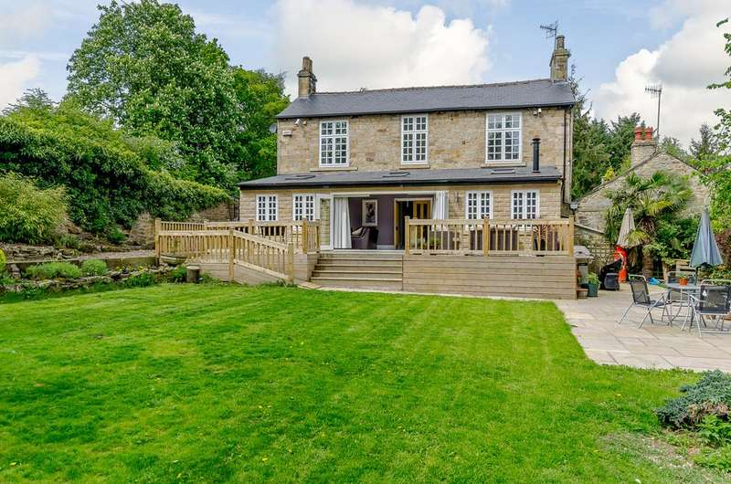 4 Bedrooms Semi Detached House for sale in Myers Grove Lane, Sheffield, South Yorkshire