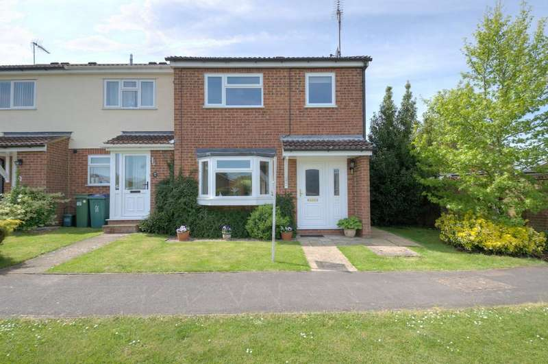 4 Bedrooms End Of Terrace House for sale in Magpie Way, Winslow, Buckingham
