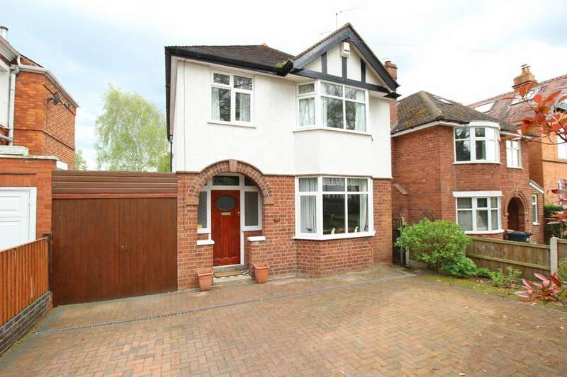 3 Bedrooms Detached House for sale in Redcliffe Street, BARBOURNE