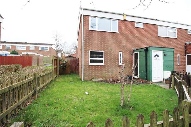 3 Bedrooms End Of Terrace House for rent in Burford, Telford