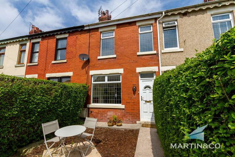 2 Bedrooms Terraced House for sale in Holmes Road, Thornton Cleveleys FY5