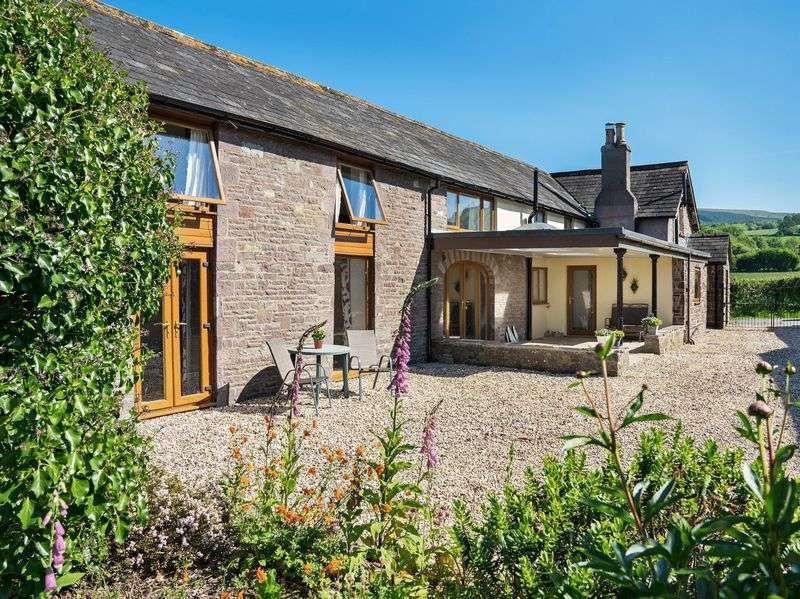 4 Bedrooms Property for sale in Castle Road Llangynidr, Crickhowell