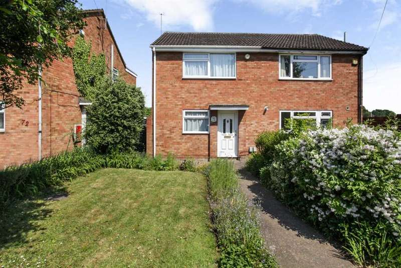 3 Bedrooms Semi Detached House for sale in Sundon Park Road, Luton