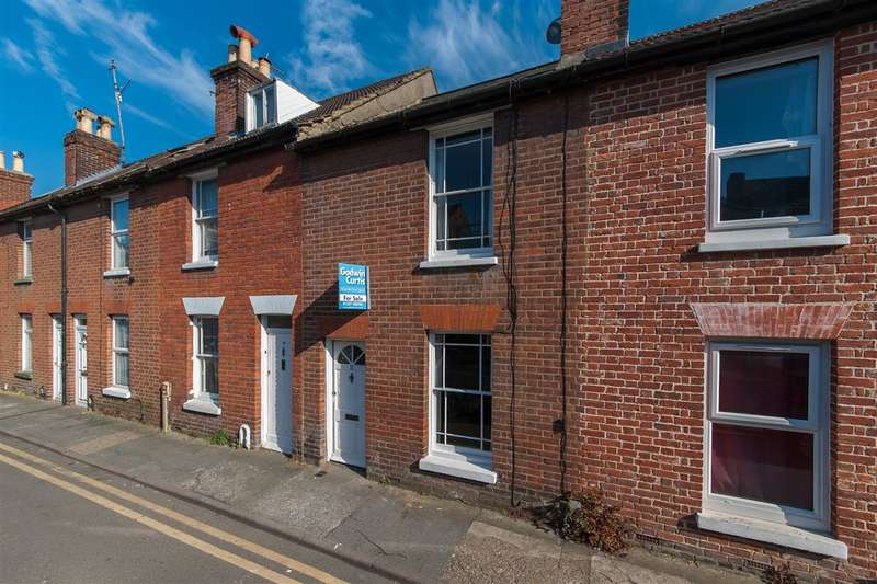 2 Bedrooms Terraced House for sale in Lansdown Road, Canterbury