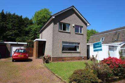 3 Bedrooms Detached House for sale in Stanely Grove, Paisley, Renfrewshire