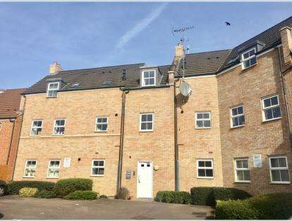 2 Bedrooms Flat for sale in Appledore Road, Bedford, Bedfordshire