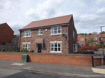 4 Bedrooms Detached House for sale in Spital Lane, Chesterfield, Derbyshire