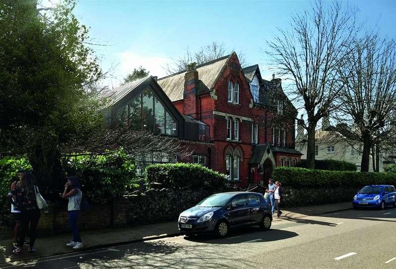 2 Bedrooms Flat for sale in Ferndale House, Harborne Road, Edgbaston, B15 3HE