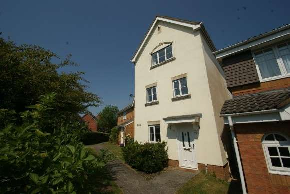4 Bedrooms Town House for sale in Berry Way, Andover