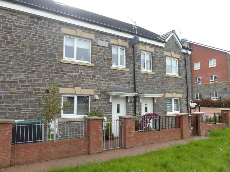 3 Bedrooms Town House for sale in Clos Cae Nant, Cwmbran