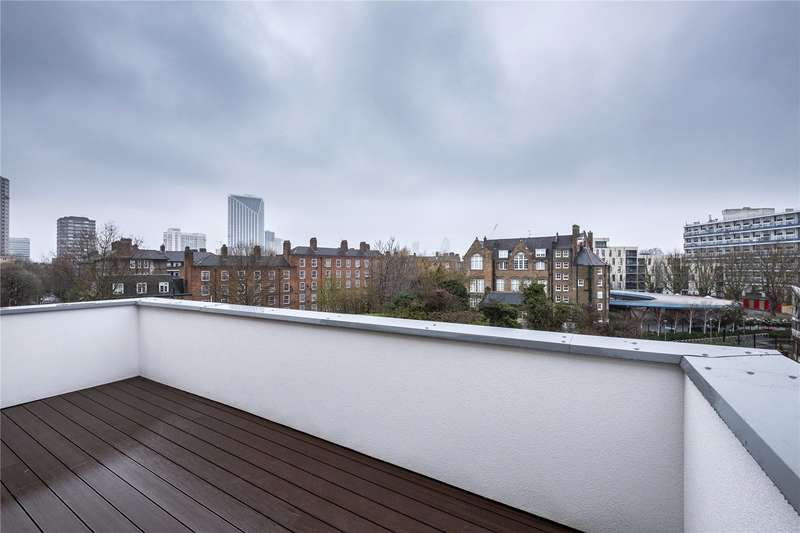3 Bedrooms Flat for sale in Flat 7, 76 County Street, London, SE1