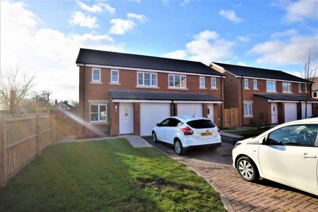 3 Bedrooms Semi Detached House for sale in George Ebburn Way, Shilton Place, Coventry, CV2