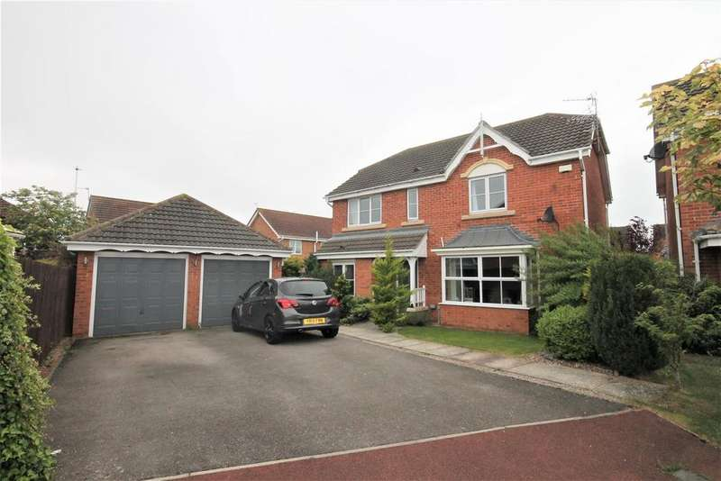 4 Bedrooms Detached House for sale in Lambfield Way Ingleby Barwick, Stockton-On-Tees