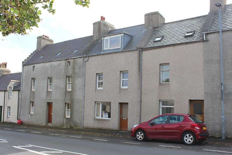 3 Bedrooms Terraced House for sale in 14 High Street, Kirkwall, Orkney KW15