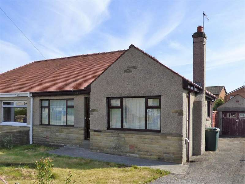 3 Bedrooms Semi Detached Bungalow for sale in Anstable Road, Morecambe