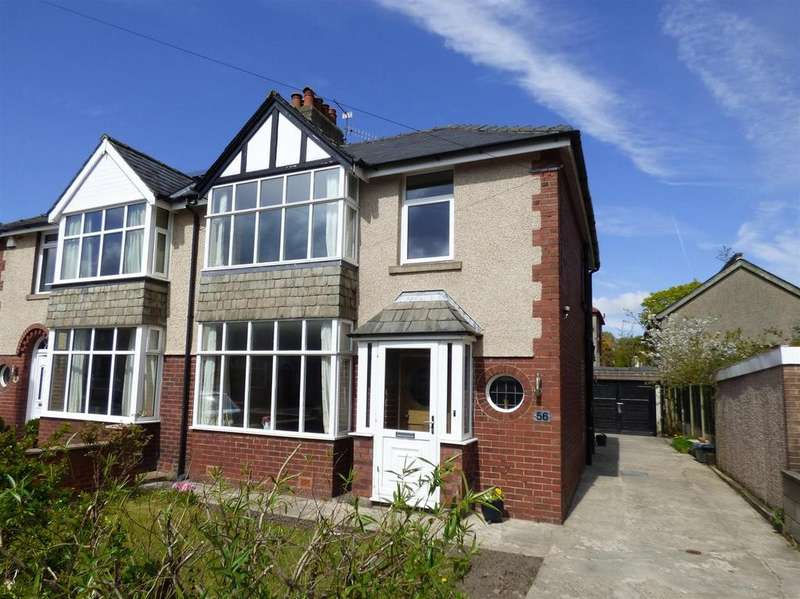 3 Bedrooms Semi Detached House for sale in Gloucester Avenue, Lancaster