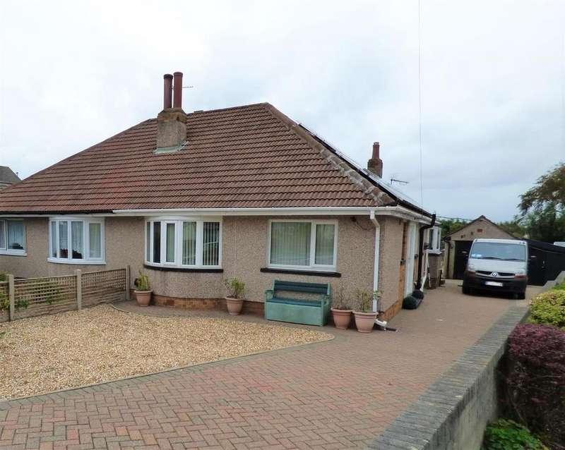 2 Bedrooms Semi Detached Bungalow for sale in Westmoor Grove, Heysham, Morecambe