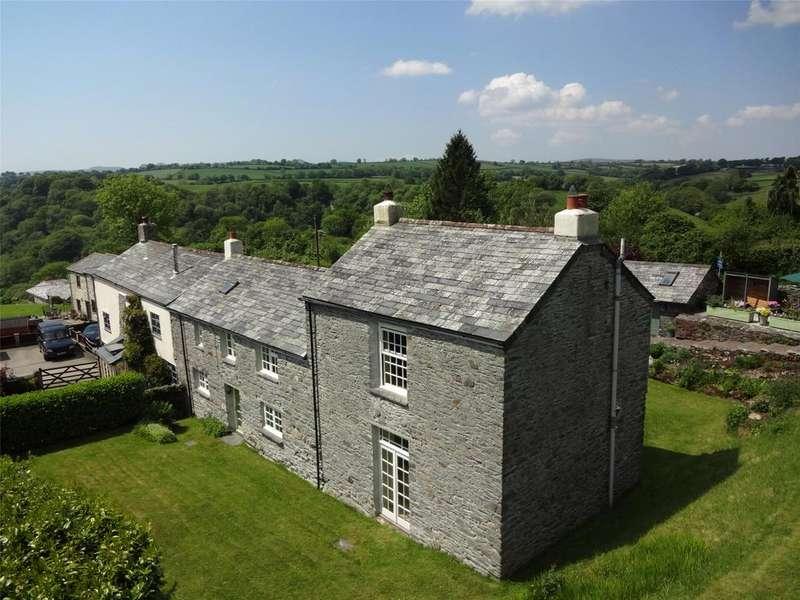 5 Bedrooms House for sale in Higher Larrick, Trebullett