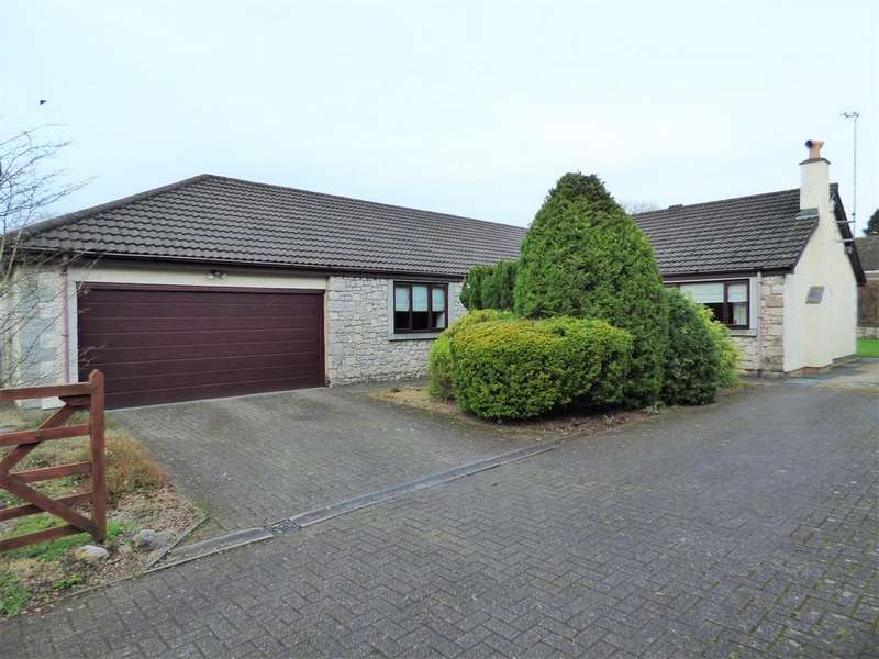 4 Bedrooms Detached Bungalow for sale in Spring Bank, Silverdale, Carnforth